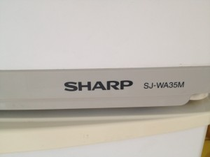 Cheap Sharp 3 Door Fridge For Sale - Free Delivery Tokyo Area